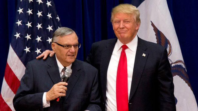 With Trump Pardon, Arpaio Again Wiggles Out of Legal Trouble