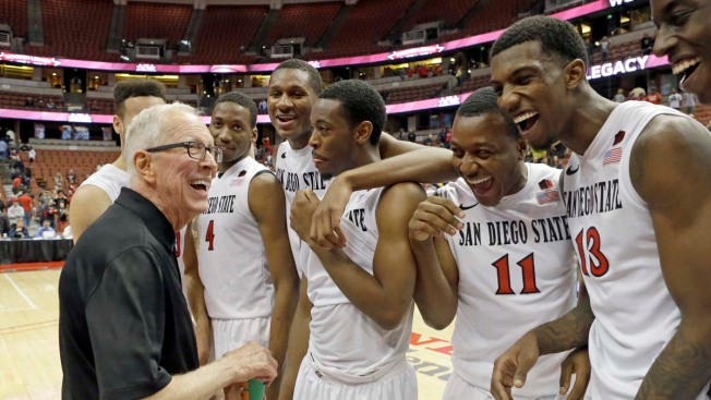 Aztecs Win Over 25th-Ranked Marquette