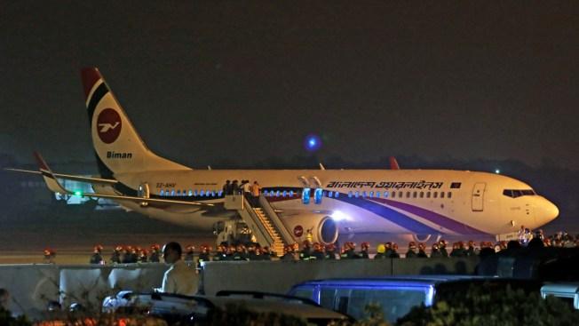 Hijacking Foiled on Bangladesh-Dubai Flight, Suspect Killed