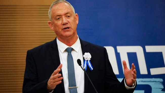Former Top General Gets a Shot at Forming Israeli Government