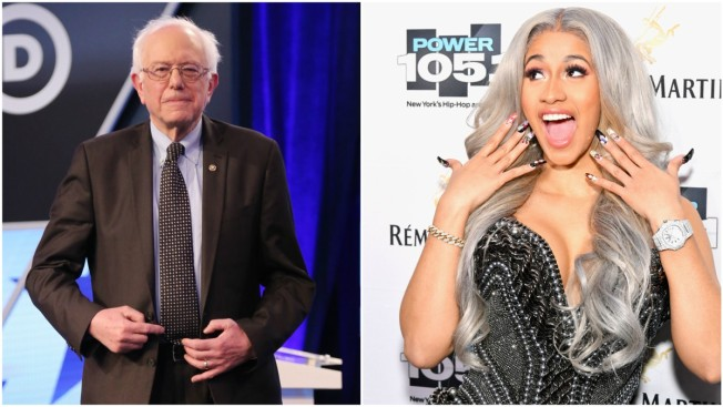 Bodak Bernie? Sanders Backs Cardi B's Call to Protect Social Security