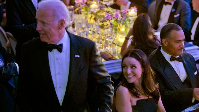 Joe Biden Sends Support to 'Veep' Star Battling Breast Cancer