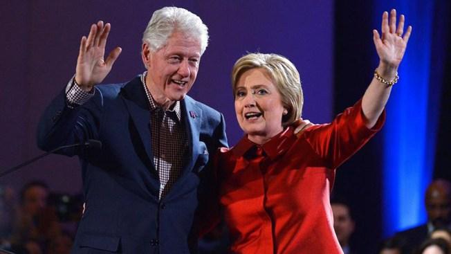 Bill Clinton to Campaign in San Diego, LA