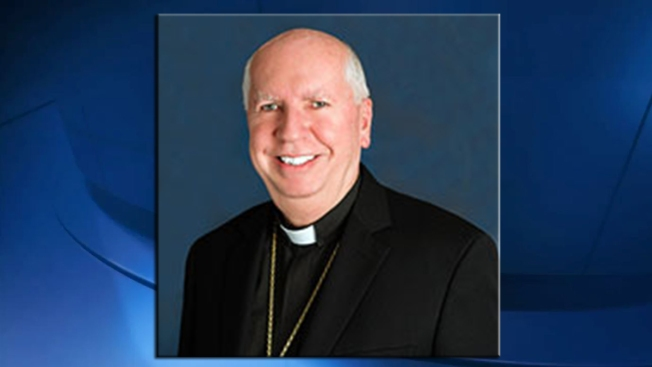 Bishop Suffers Stroke in Diocese Office