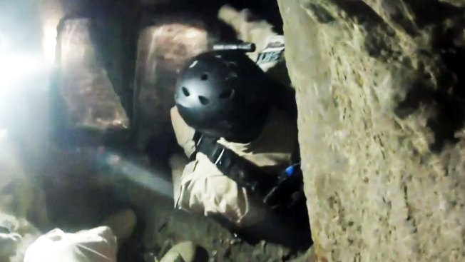 New Details in Drug Tunnel Discovery at U.S./Mexico Border