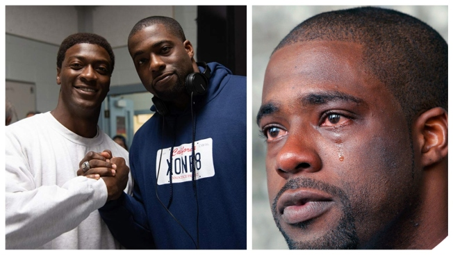 The Real Brian Banks Speaks Out on Prison Injustice, Reform