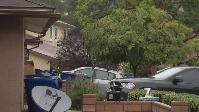 String of Property Crimes Hit Military Housing in Murphy Canyon ...