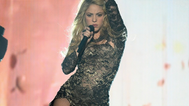 Shakira announces world tour, only includes Europe and US
