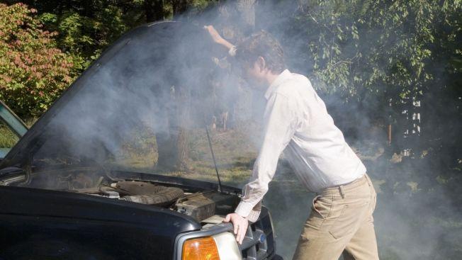 California Economy Running on Fumes