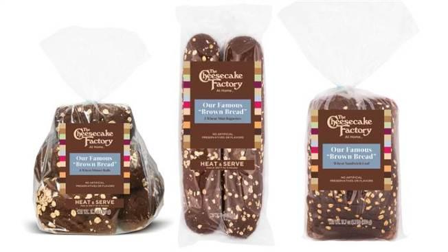 Cheesecake Factory to Sell Its Famous Brown Bread in Stores