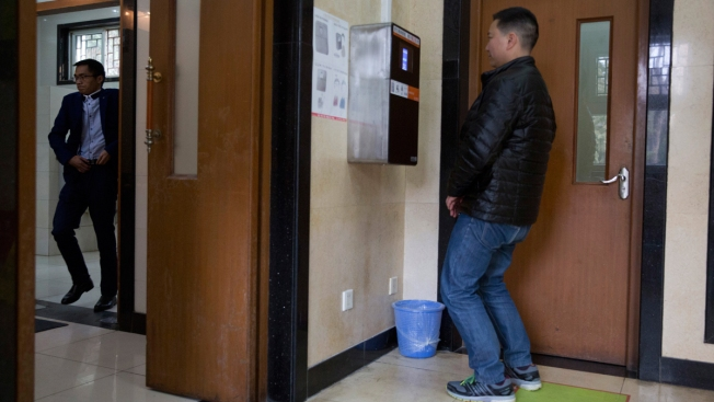 Using Technology, China Ramps Up Its 'Toilet Revolution'