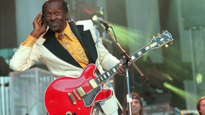 Chuck Berry's Final Album Made on His Own Terms
