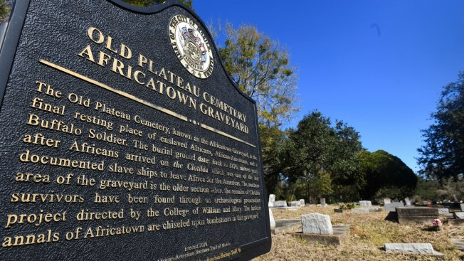 Last Slave Ship From Africa ID'd on Alabama Coast: Officials