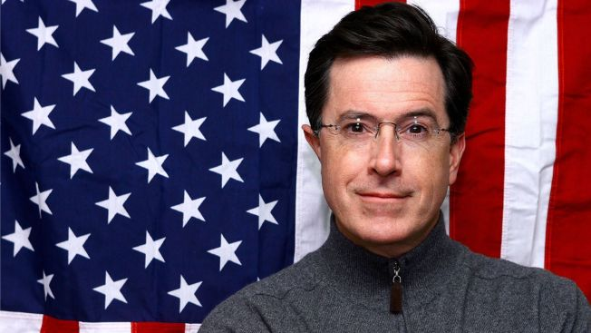 """NASA to Announce Module Name on """"Colbert Report"""""""