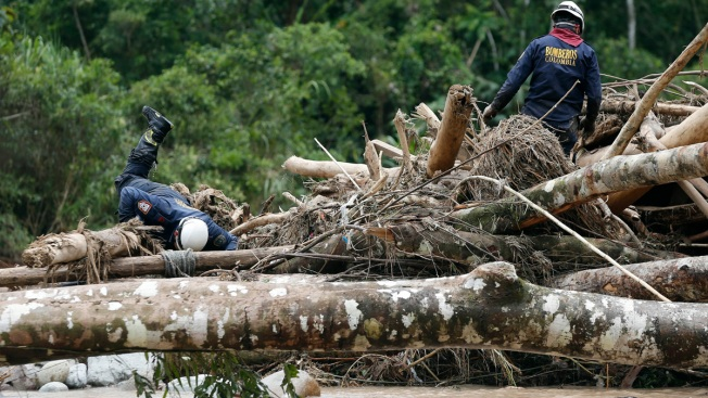 Fewer Missing But More Dead as Rivers Recede in Colombia