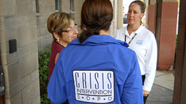 SDPD Seeks Volunteers for Crisis, Trauma Victims