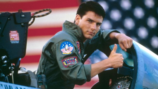 Maverick Is Back: 'Top Gun' Sequel Begins Filming in Coronado