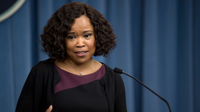 Pentagon's Top Spokeswoman Under Investigation for Alleged Abuse of Power
