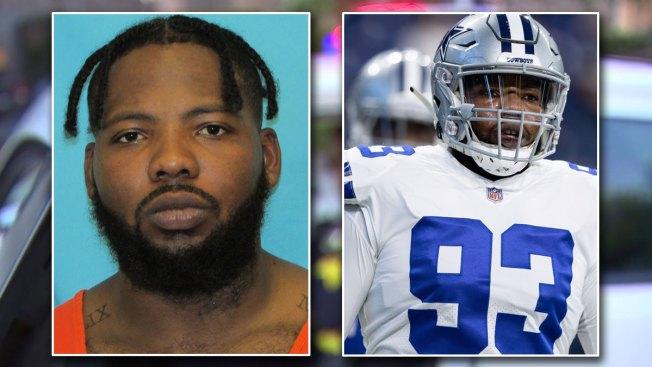 Cowboys DL Daniel Ross Arrested on Gun, Drug Charges in Frisco