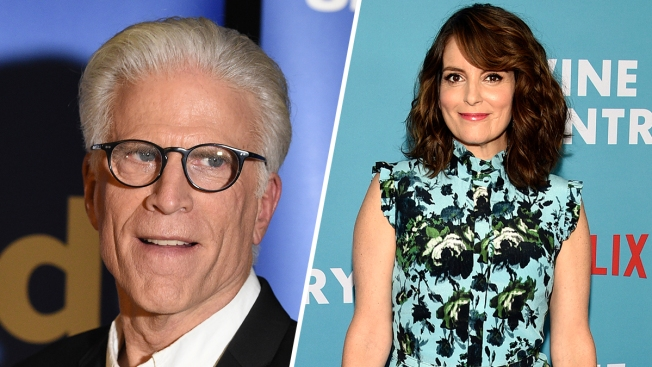 Tina Fey Returns to NBC With a Show About Ted Danson as Mayor of Los Angeles