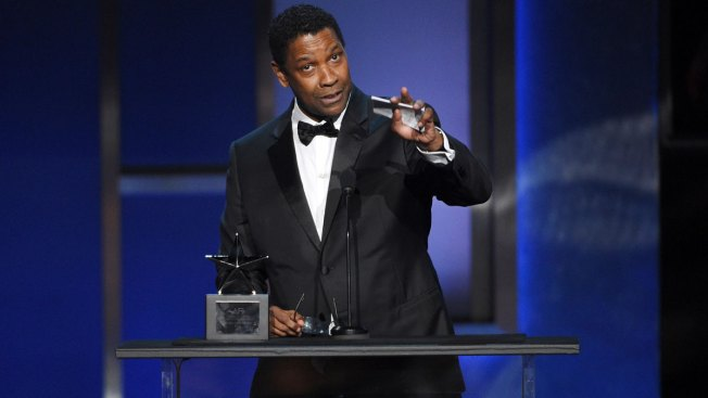 The Legacy of Denzel: Key Moments From Washington AFI Honors