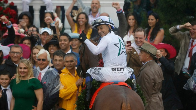 Hall of Fame Jockey Mike Smith Earns 2nd Kentucky Derby Win