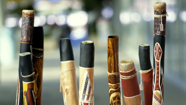 Man Attacks Cab With Didgeridoo