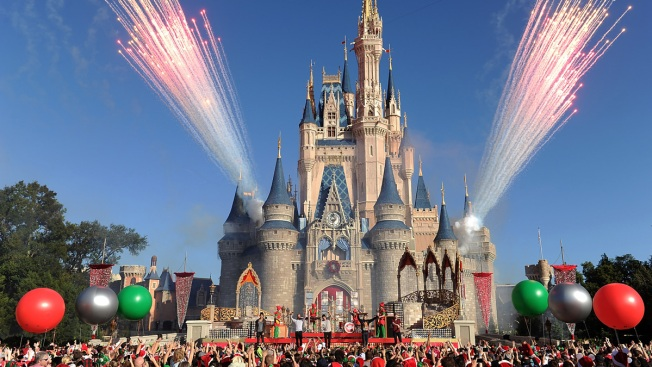 Disney World Raises Prices Over Summer, Holidays