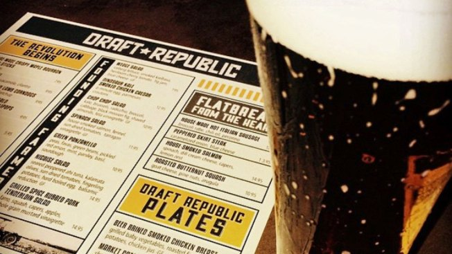 Draft Republic Opens in San Diego
