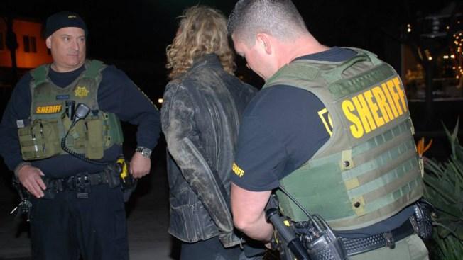 'Blackout Wednesday' Sweeps Net 22 Arrests