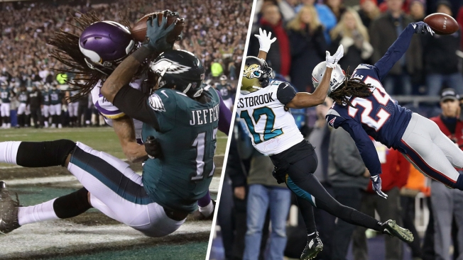 [NATL]Top Moments of the NFL Playoffs
