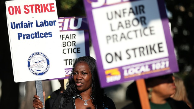 Proposed Law Would Ban Strikes By Public Transit Workers in California