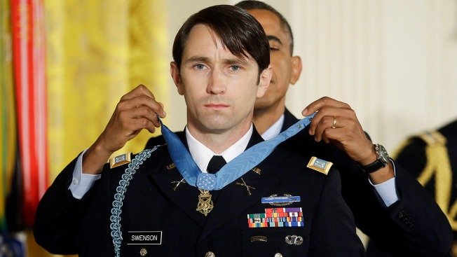 Obama Awards Medal of Honor to Afghan War Vet