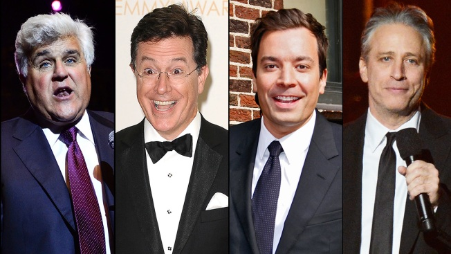 """Someone-Else-A-Culpa"": Late-Night Hosts Take on Christie's Apology"