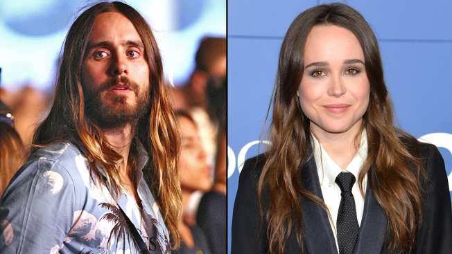 Jared Leto and Ellen Page Named Sexiest Vegetarians