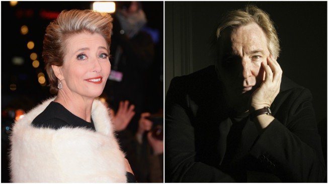 Emma Thompson Not Taking Part in Love Actually Reunion Due to Alan Rickman Death