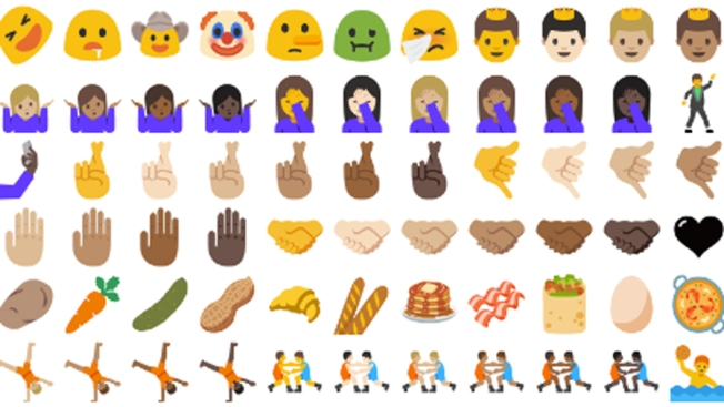 Break Out the Champagne Emoji, 72 New Symbols Have Been Approved