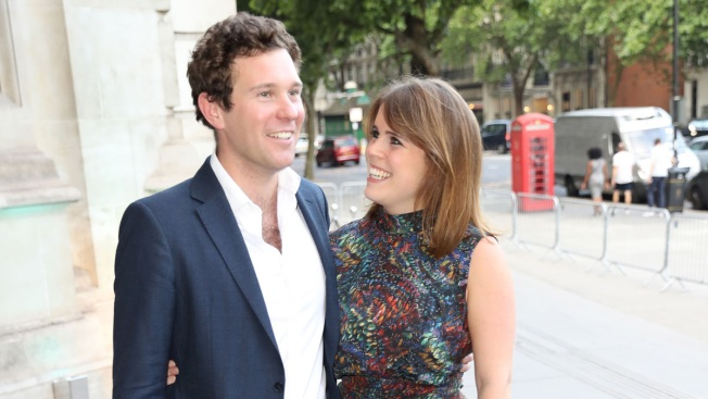 UK's Princess Eugenie Engaged; Daughter of Prince Andrew