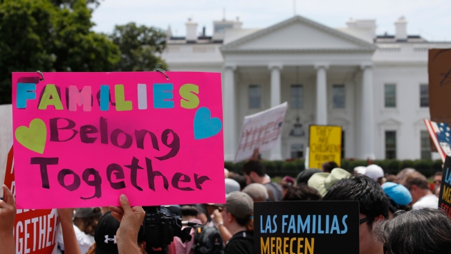 Deadline to Reunite Immigrant Families Rapidly Approaching