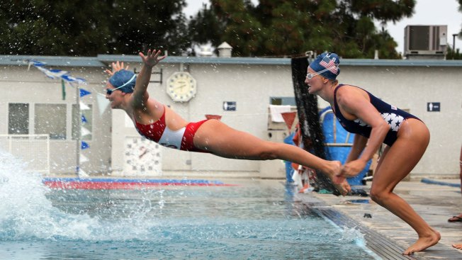 'Flop Friday' Part of Routine for US Women's Water Polo Team