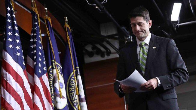 Speaker Ryan Spurns Health Care Talks With Democrats