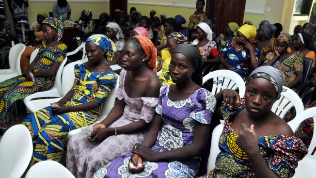 82 Freed Chibok Schoolgirls Arrive in Nigeria's Capital