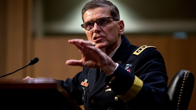 Top US Commander Says He 'Was Not Consulted' About Syria Exit; Pentagon Report Warns ISIS Could Regroup