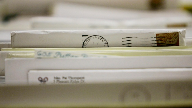 San Diego Jail Reversing Postcard Size Only Mail Policy