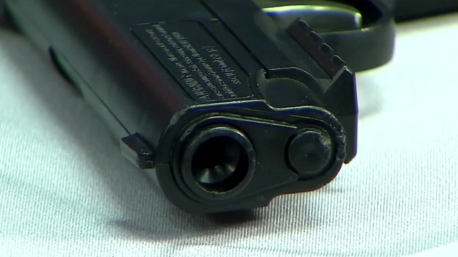 City Issues First Gun Violence Restraining Order for San Diego Man