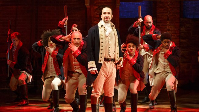 'Hamilton' to Make San Diego Debut