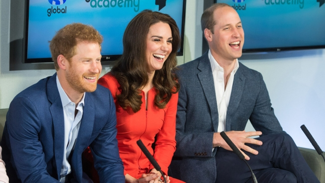 'No Rule Book': Young Royals Talk Mental Health, Parenthood and Diana's Death