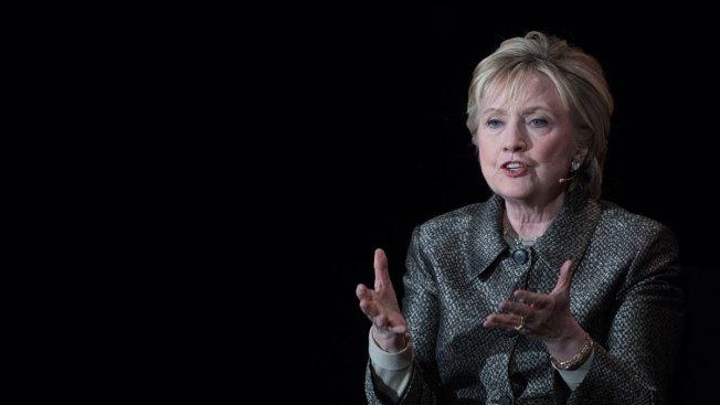 Hillary Clinton Warns Trump Administration Threatens LGBT Rights
