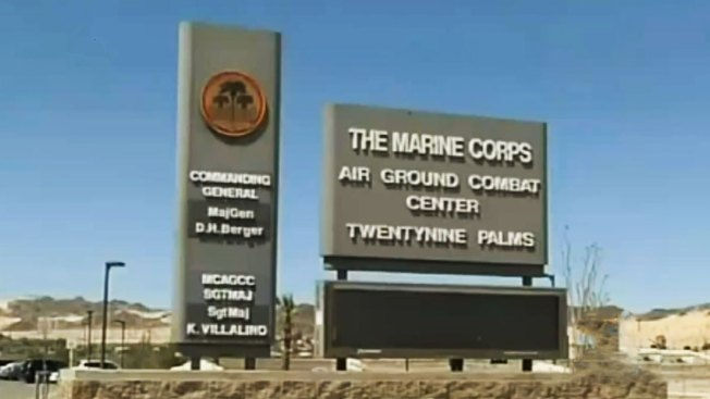 Marines ID Lance Corporal Killed in Training Mishap at