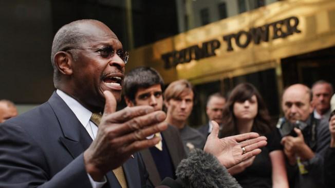 Trump Considering Former Presidential Hopeful Herman Cain for the Fed